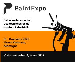 Arsonsisi à PaintExpo 2020 nouvelles dates en octobre